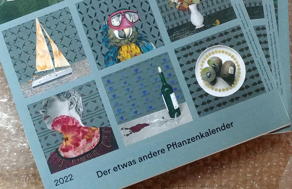 Kalender 2022 Titelblatt
